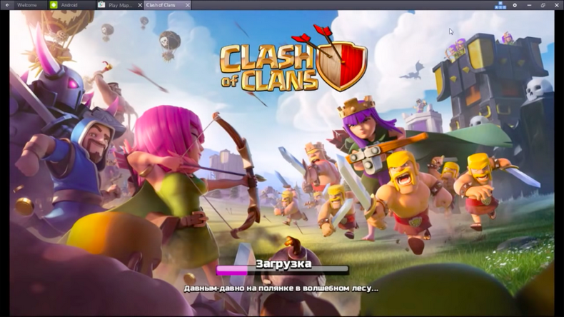 Bluestacks как установить